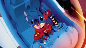 Cartoon Stitch Wallpapers
