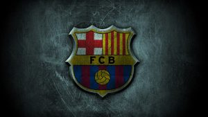 FC Barcelona Logo Wallpaper Download