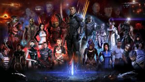 Desktop Mass Effect HD Wallpapers