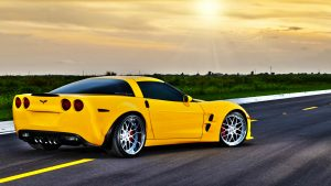 Free HD Corvette Wallpapers