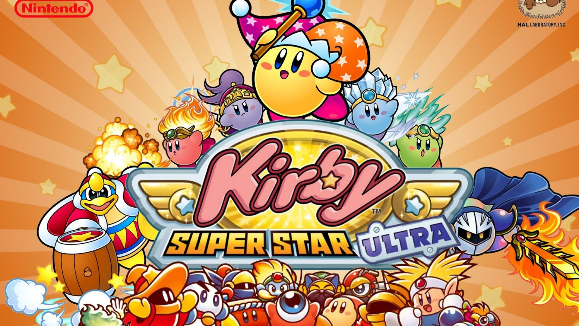 Download HD Kirby Backgrounds