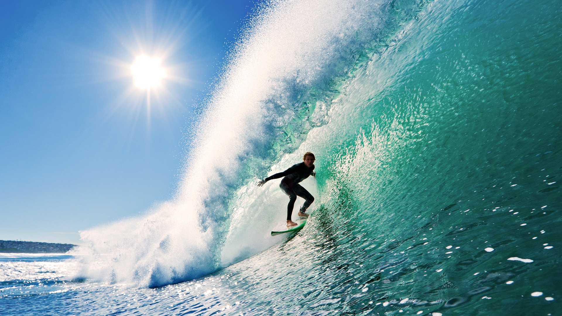 Download Surfing HD Wallpapers