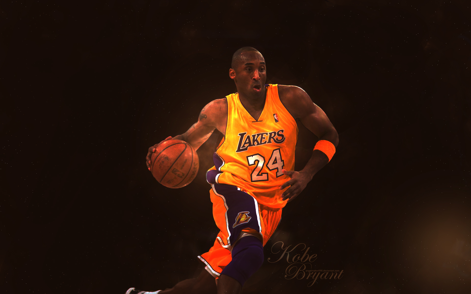 Download Kobe Bryant Wallpaper By Billion Photos
