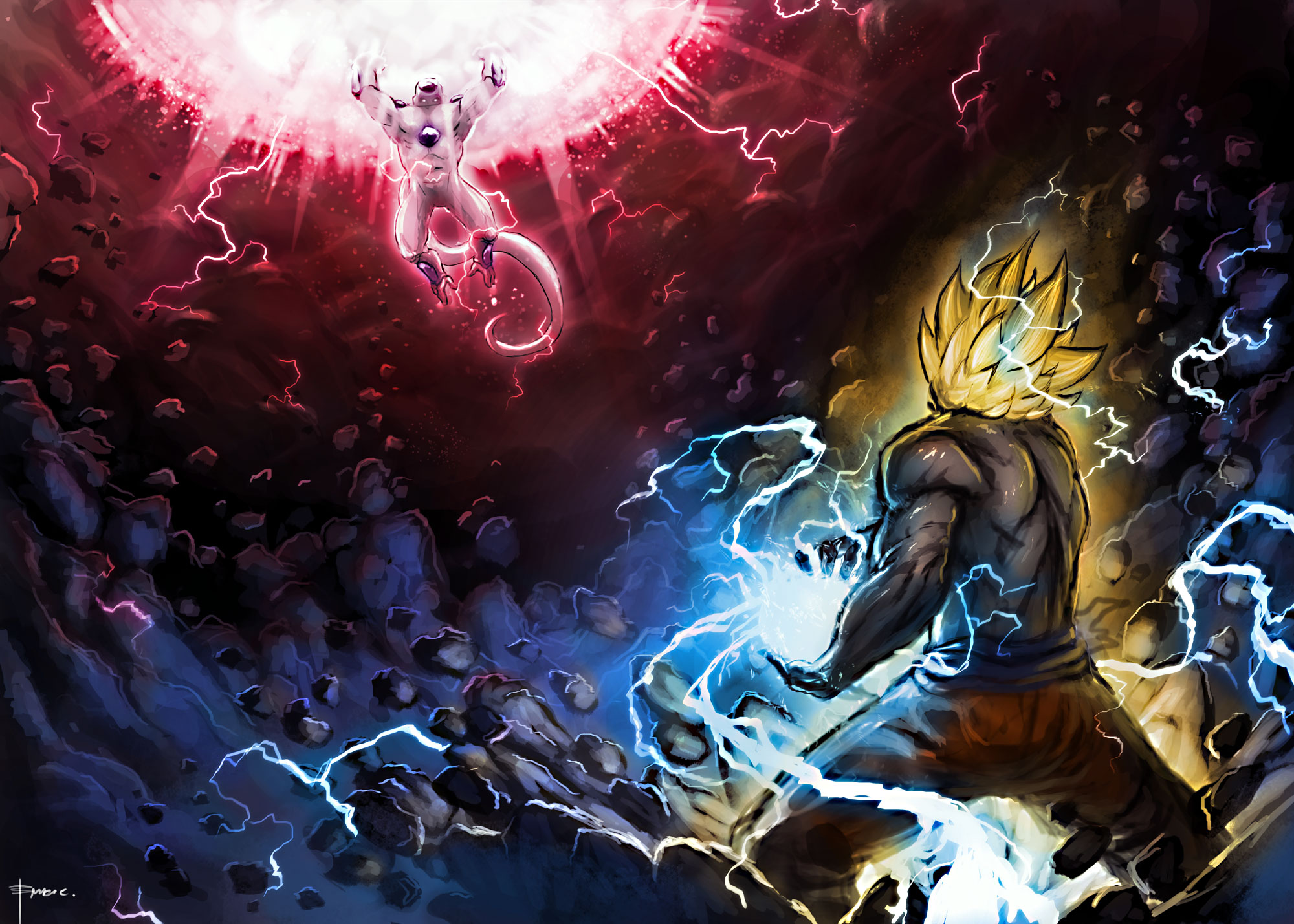 Dragon Ball Z Wallpapers Goku