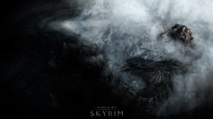 Dragon Skyrim Wallpaper HD