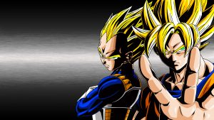 Free HD Vegeta Wallpapers