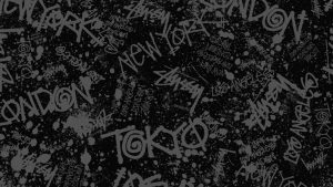 Black Grunge Wallpaper