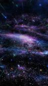 Free Space iPhone HD Backgrounds