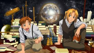 Desktop Fullmetal Alchemist HD Wallpapers