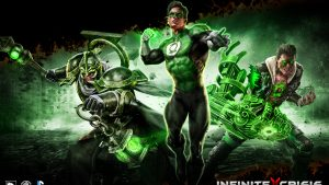 Green Lantern Backgrounds
