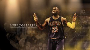 Lebron James Cleveland HD Backgrounds