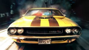 HD Muscle Car Desktop Backgrounds