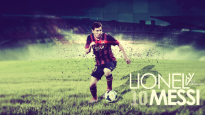 Full HD Lionel Messi 1920×1080 Wallpapers
