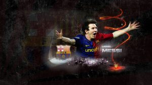 Lionel Messi 1920×1080 Backgrounds Full HD