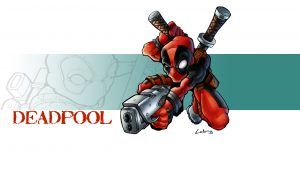 Deadpool background free download