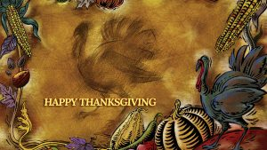HD Free Funny Thanksgiving Backgrounds