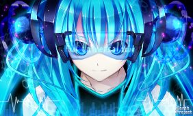 Desktop Hatsune Miku HD Wallpapers