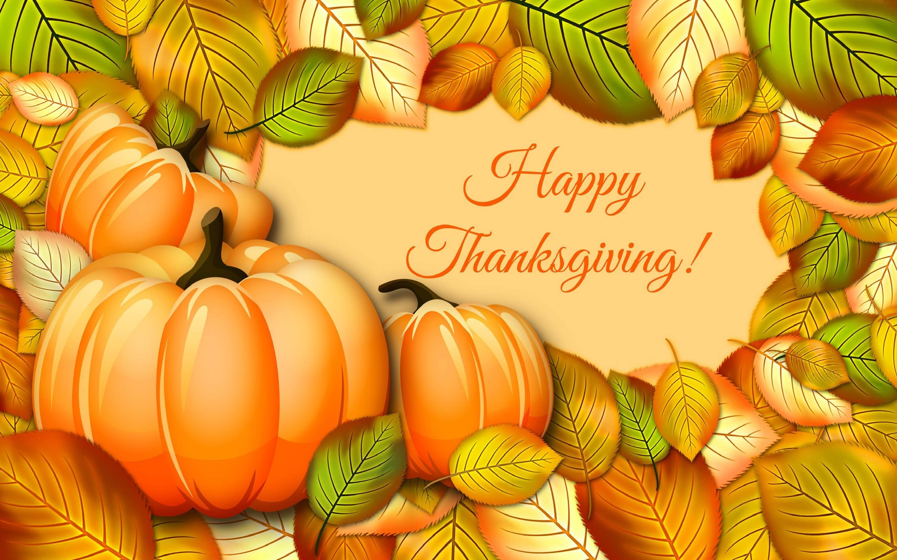 HD 3D Thanksgiving Background 3D Thanksgiving HD Backgrounds