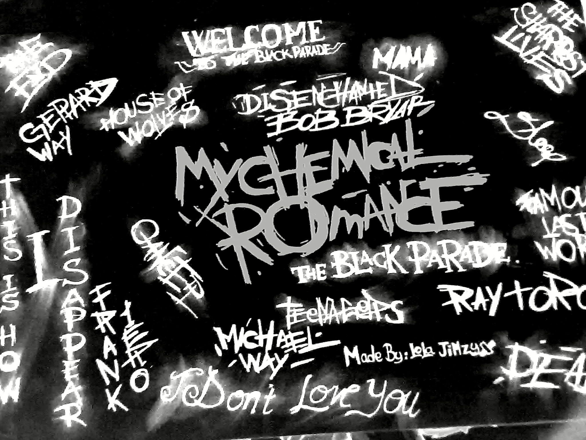 Awesome My Chemical Romance Wallpaper