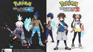 Pokemon Black And White Backgrounds Free Download