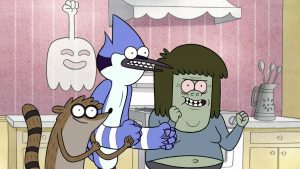 Download Free Regular Show Backgrounds