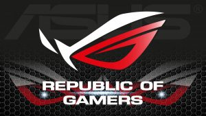 Republic of Gamers HD Backgrounds