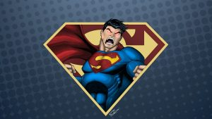 Superman Android HD Backgrounds