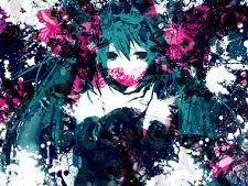 HD Hatsune Miku Backgrounds