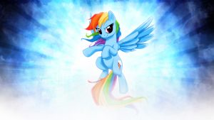 Rainbow Dash Wallpapers HD