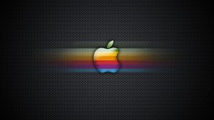 Free Download Leather Apple Wallpapers
