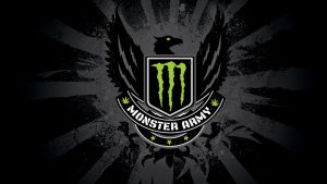 Desktop Monster Energy HD Wallpaper