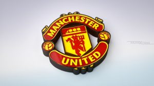 Manchester United Logo Wallpapers