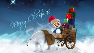 Merry Christmas Wallpaper HD Download