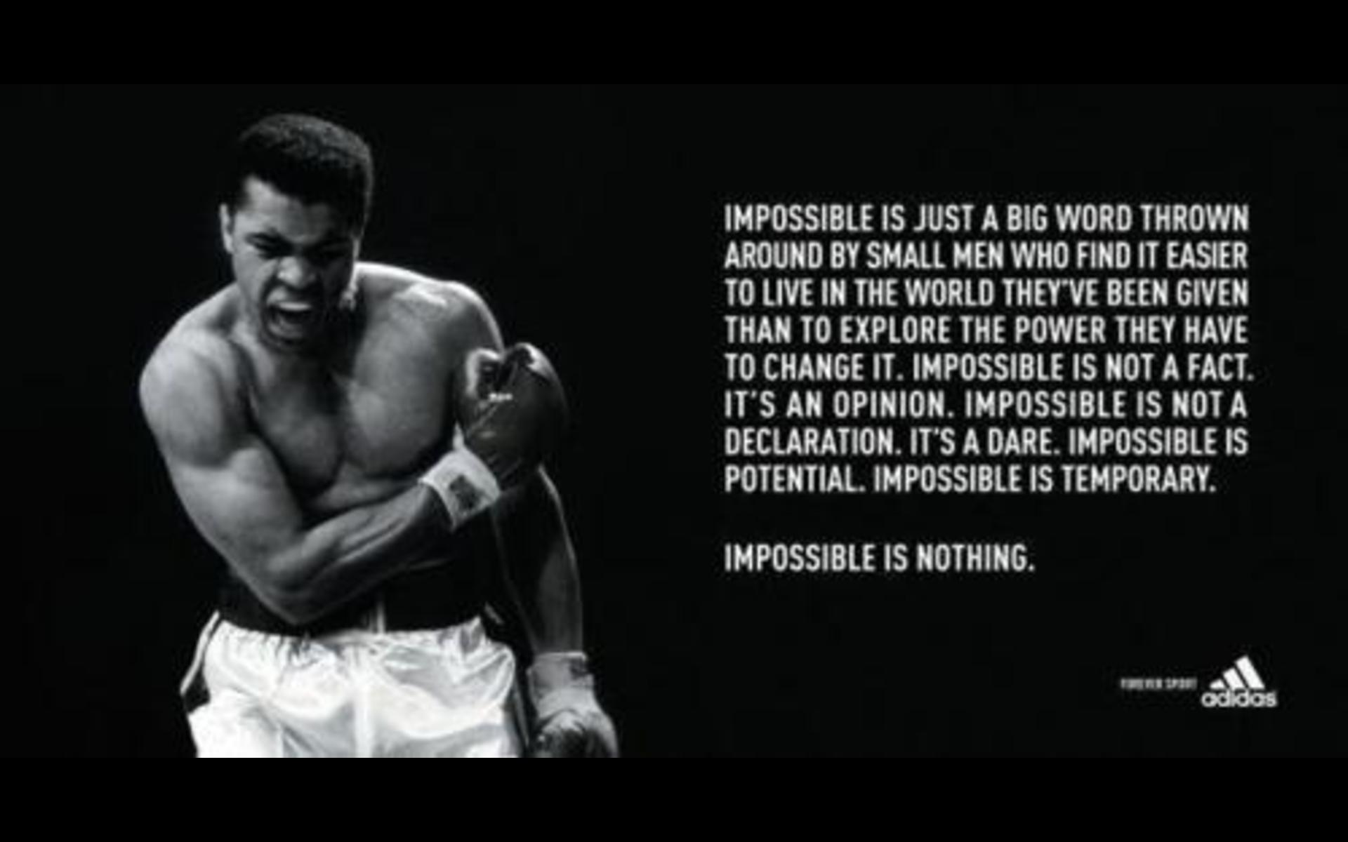 Muhammad ali quotes wallpapers hd wallpaper muhammad ali quotes images voltagebd Images