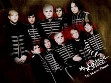 My Chemical Romance HD Backgrounds