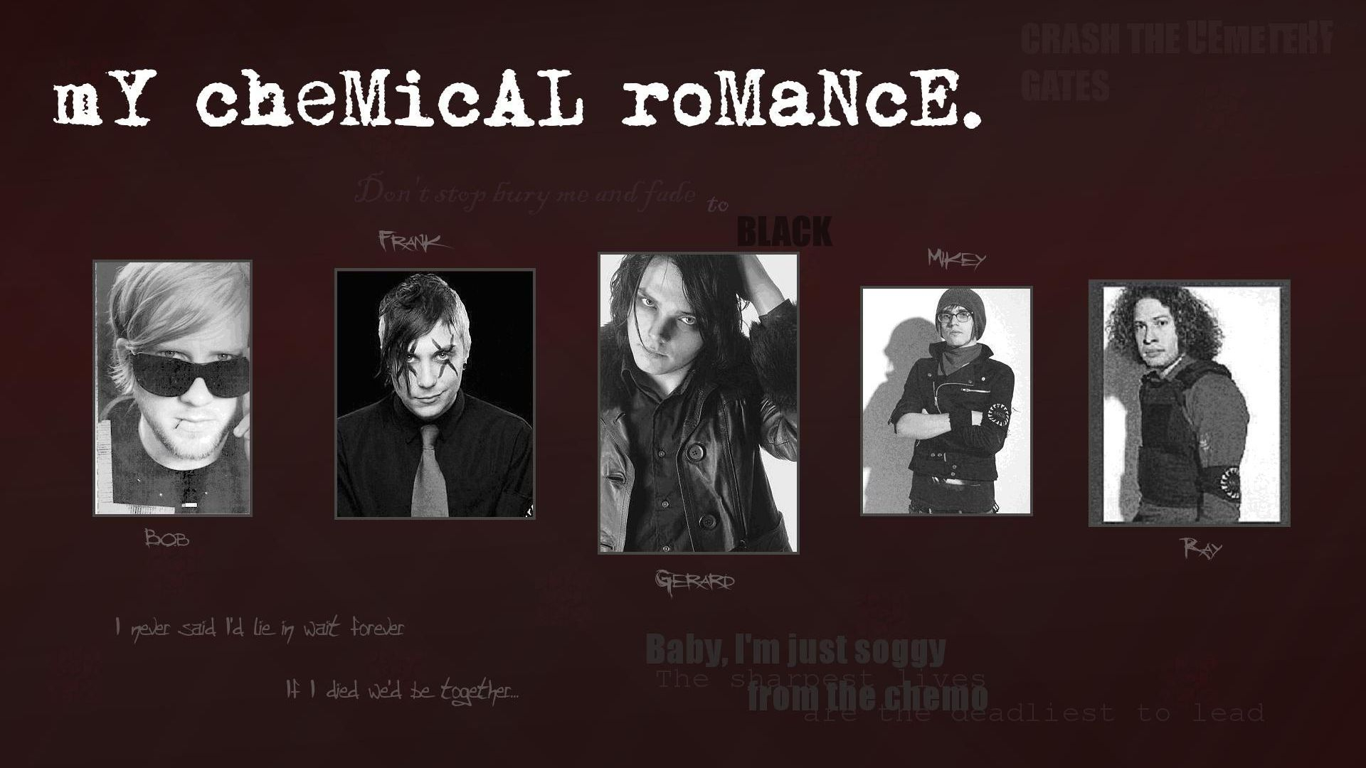 My Chemical Romance HD Backgrounds - wallpaper.wiki