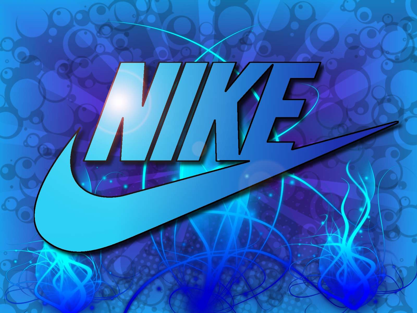 Nike 3D Wallpaper Nike 3D HD Wallpapers Free Download