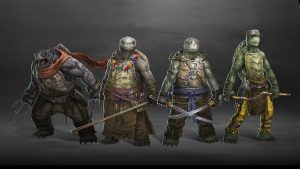Desktop Ninja Turtles HD Wallpapers