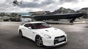 White Gtr Wallpapers HD