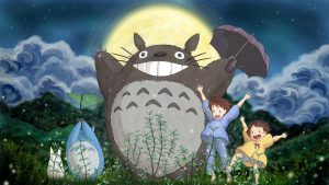 Totoro Anime Wallpapers