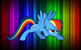 Rainbow Dash Wallpaper High Quality
