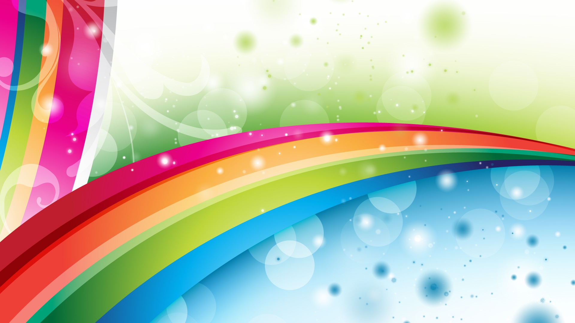 Cute Rainbow Hd Wallpapers Wallpaperwiki