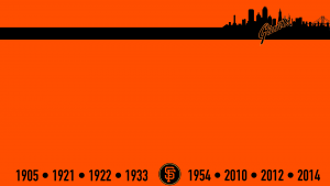 HD San Francisco Giants Backgrounds