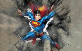 Superman Wallpaper Background HD download free NEW