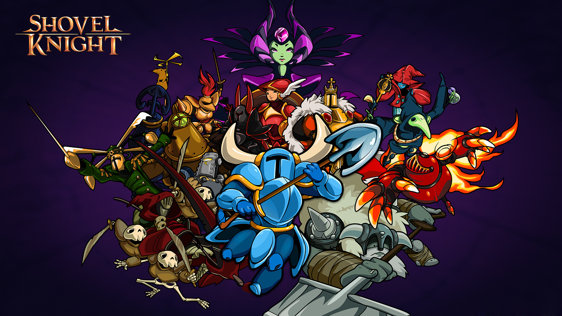 Shovel-knight-video-game-wallpaper