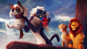Download Simba Lion King Wallpapers HD Free
