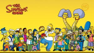 Simpsons Backgrounds Free Download