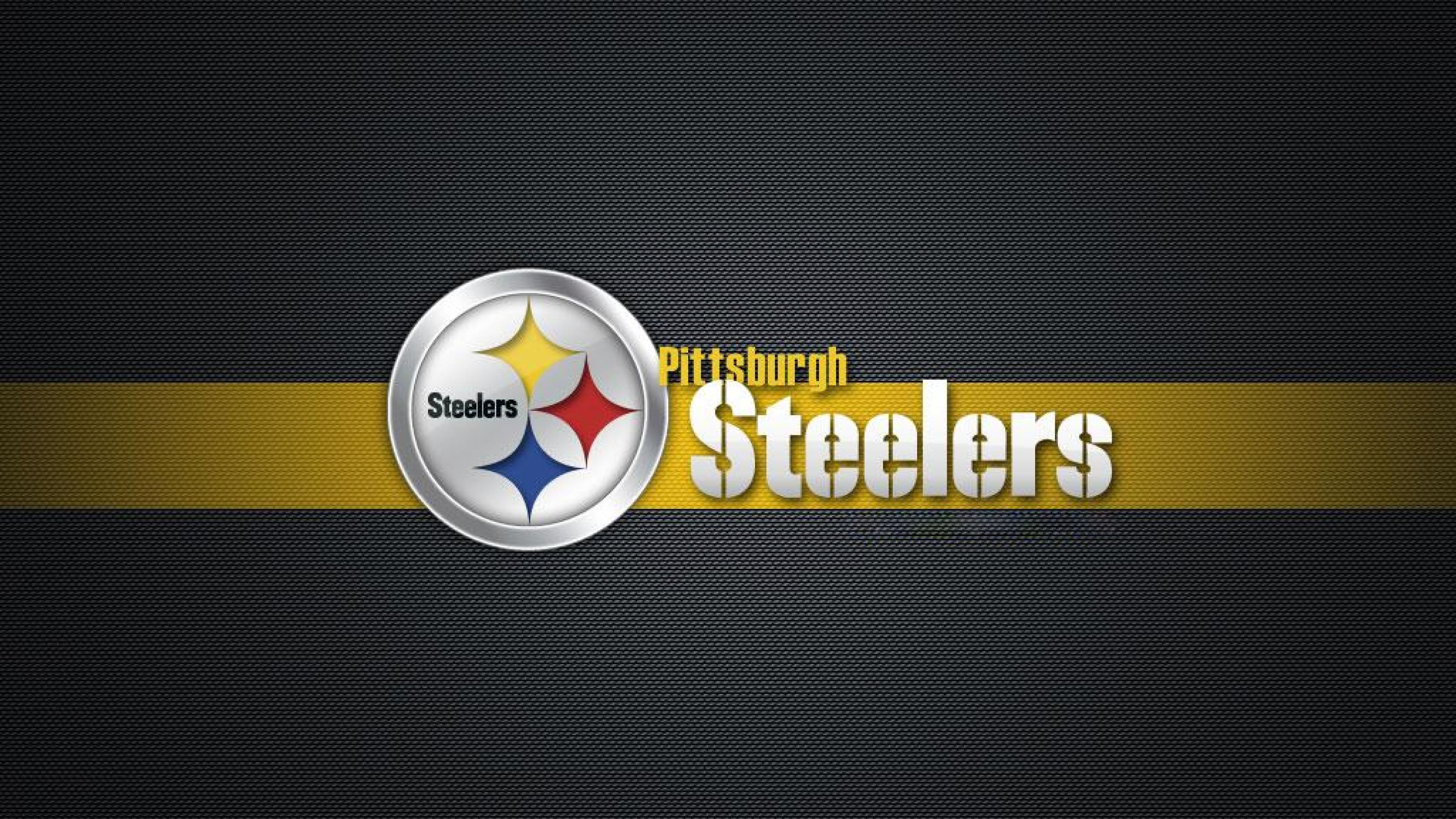 Sport Pittsburgh Steelers Logo Wallpaper HD