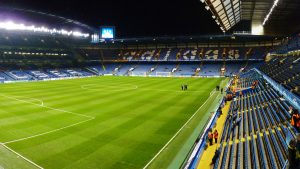 Stamford Bridge football stadium wallpaper