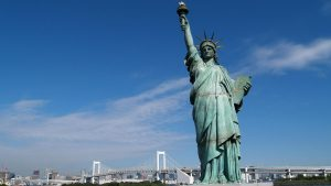 Statue of liberty in new york hd wallpaper